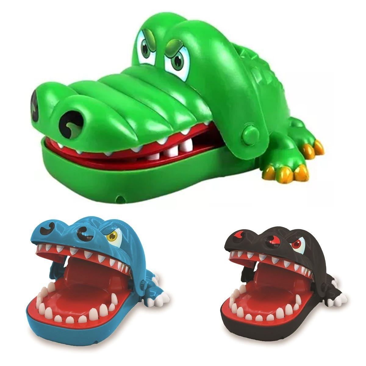 Jogo Infantil Crocodilo Dentista Mordida Do Jacaré - R  49,99 em Mercado  Livre f48dbbc36d