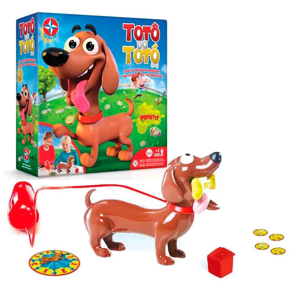 8276c67b54 jogo infantil totô do totó brinquedos estrela. Carregando zoom.