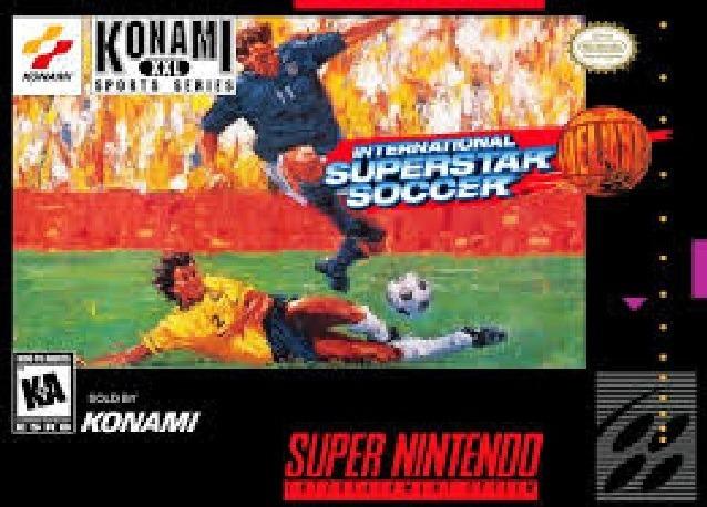 Resultado de imagem para international superstar soccer deluxe