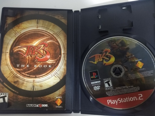 jogo jak 3 playstation 2 ps2 original ntsc colecionador