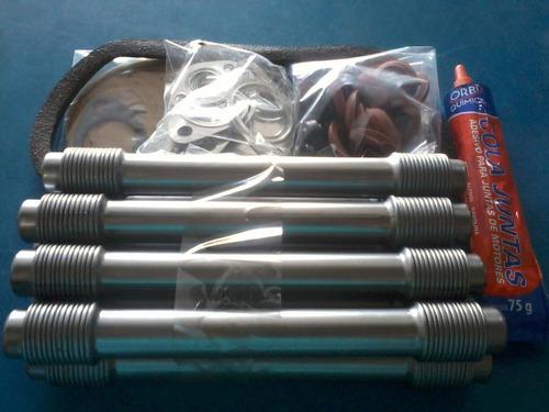 jogo junta motor fusca braskombi junta+8 capa tucho+1juntex