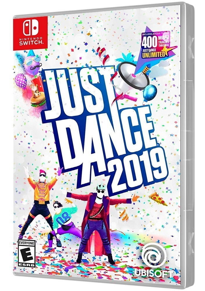 Jogo Just Dance 2019 Nintendo Switch