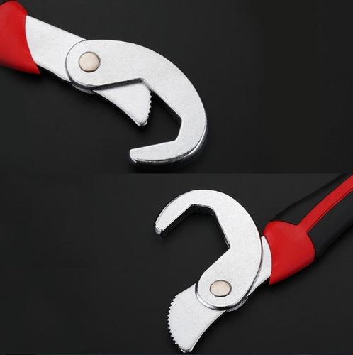 jogo kit 2 chaves de tubos boca mestra universal 9 a 32mm