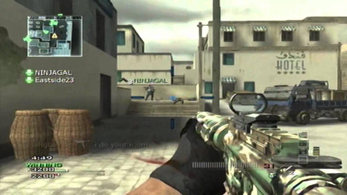 Jogo Lacrado Call Of Duty Modern Warfare 3 Nintendo Wii R 155