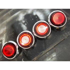 Jogo Lanterna Traseira Original Arteb Caravan 75 76 77 78 79