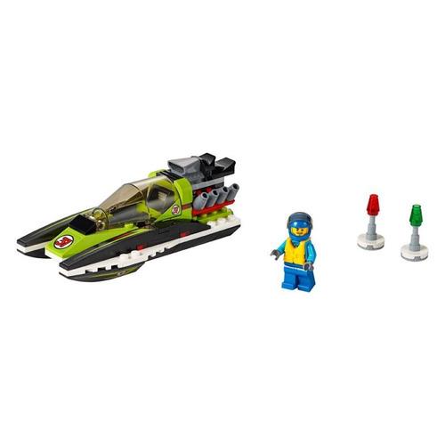 jogo lego barco de corrida
