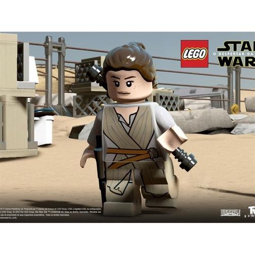 jogo lego star wars: ps3