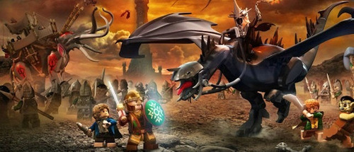 jogo lego the lord the rings ps3