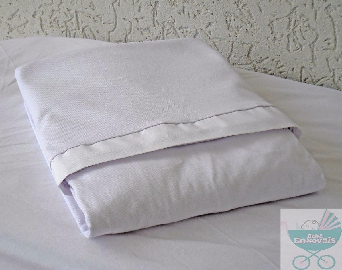 578044e134 jogo lençol c  elástico mini cama 2 peças branco. Carregando zoom.