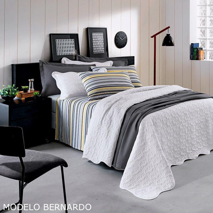 2dfb314abc jogo lençol cama santista solteiro 3 pçs 150 fios prata. Carregando zoom.