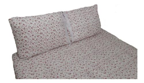 jogo lençol kit com 10 estampado variado de casal