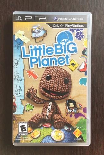 jogo little big planet playstation psp original