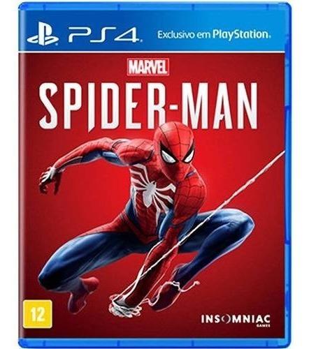 jogo marvel spider-man playstation 4 homen aranha ps4