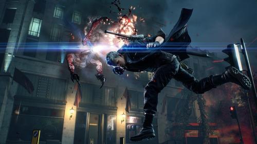jogo mídia física devil may cry 5 original para ps4