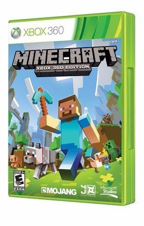 jogo minecraft xbox 360 edition português