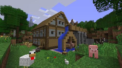 jogo minecraft xbox 360 xbox 360