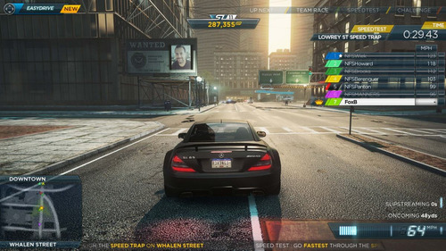 jogo need for speed most wanted ps3 playstation corrida nfs