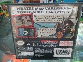 jogo nintendo ds lego piratas do caribe original