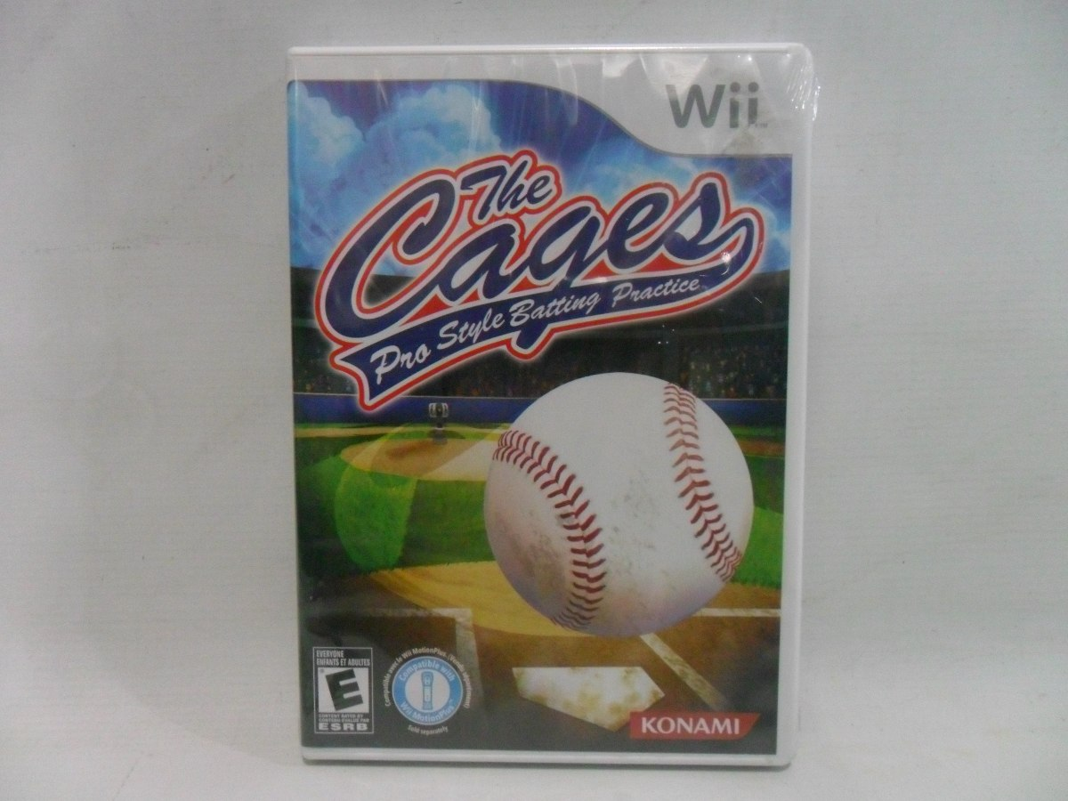 the cages wii