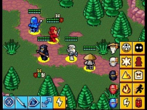 jogo novo lacrado lego battles ninjago para nintendo ds 3ds
