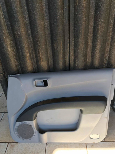 jogo painel forro porta interior  l200 triton 2011/12 hpe