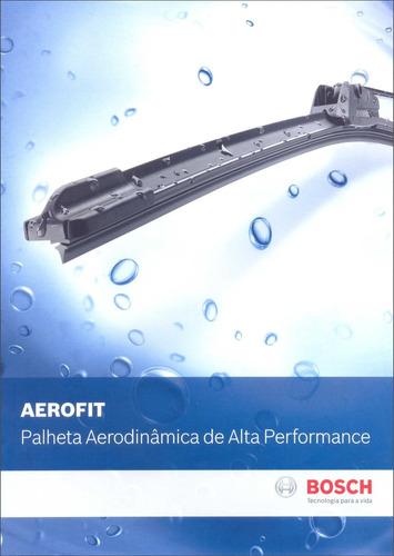 jogo palheta do limpador bosch aerofit ford f1000 1992/1998