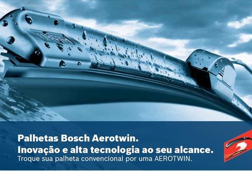 jogo palheta limpador bosch aerotwin mitsubishi l200 91/03