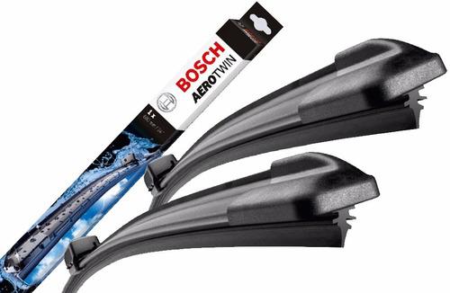 jogo palheta palio v (modelo novo) 2012/... bosch aerotwin