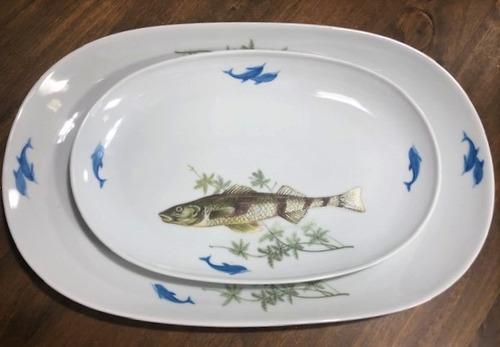 jogo para peixe 5 peças