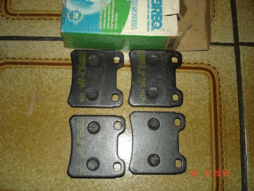 jogo pastilhas traseiras vectra até 96 cobreq n-326