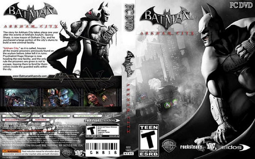 jogo pc batman: arkham city