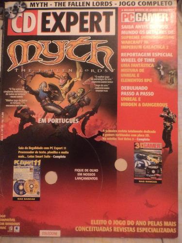 jogo pc: mith the fallen lords (cd expert 32) em português
