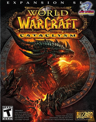 jogo pc - world of warcraft - cataclysm