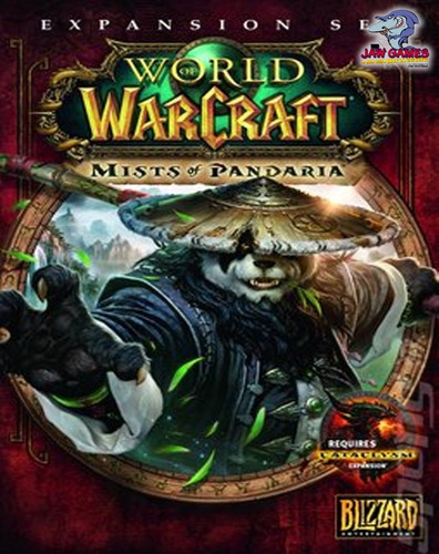 jogo pc - world of warcraft - mists of pandaria