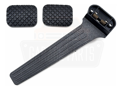 jogo pedal acelerador + capas opala caravan - frete grátis!