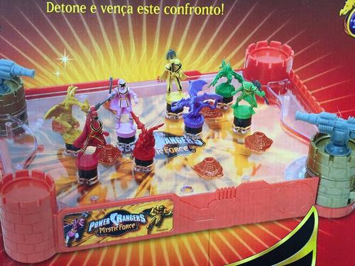 jogo pinball power rangers mystic forces - frete grátis