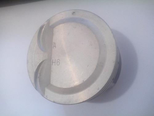 jogo pistão + anel segmento hyundai i30 1.6 16v 06/... g4fc