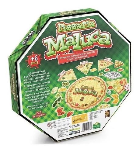 jogo pizzaria maluca grow - original