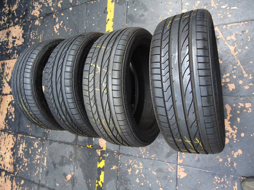 jogo pneus 205/45 r17 rft bridgestone