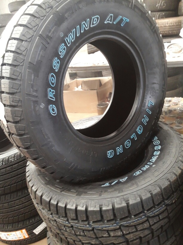 Jogo Pneus 305 70r16 Crosswind At Novos R 4 390 00 Em Mercado Livre