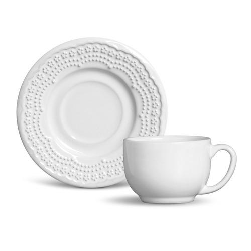 jogo porto brasil madeleine branco raso sobre xic chá 8 un