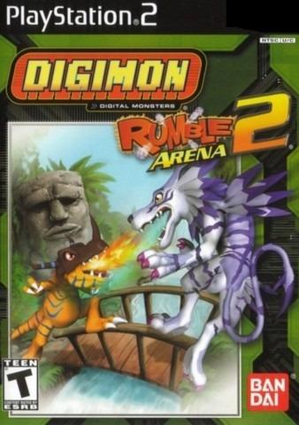 o jogo digimon rumble arena 2 para pc