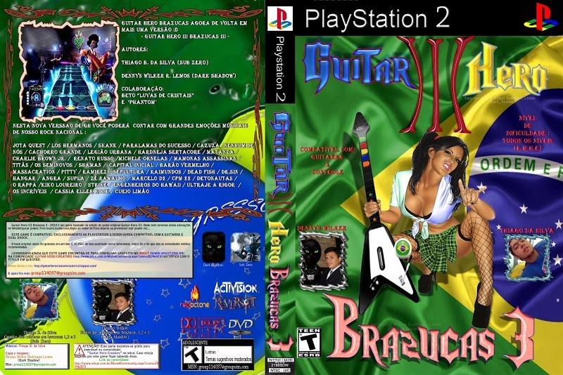 o jogo guitar hero brazucas para pc