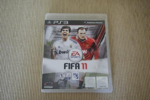 jogo ps3 - fifa 11