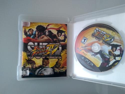 jogo ps3 street fighter
