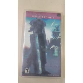 Jogo Psp Final Fantasy 7 Cris Core Frete Grátis