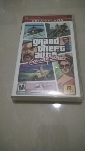 jogo psp grand theft auto vice city stories original