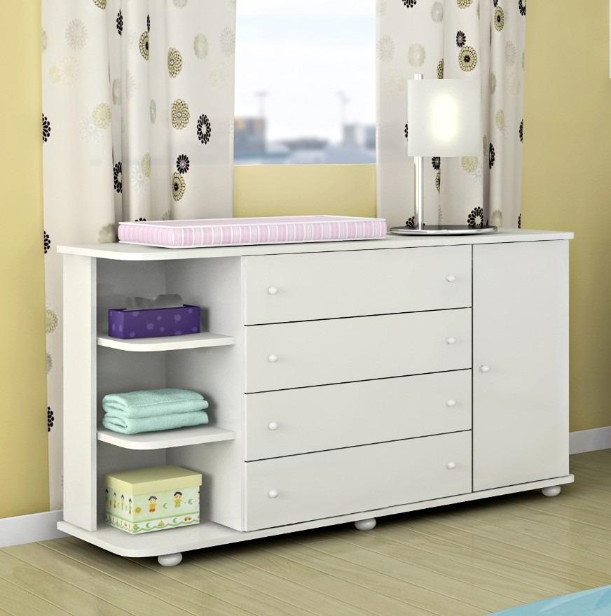 Jogo quarto infantil c moda lorena ber o mini cama sof - Ikea comodas bebe ...