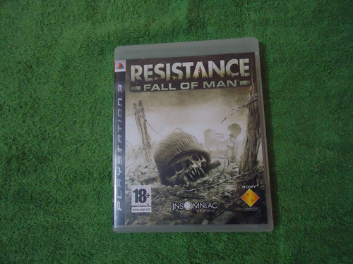 jogo resistance: fall of man para ps3