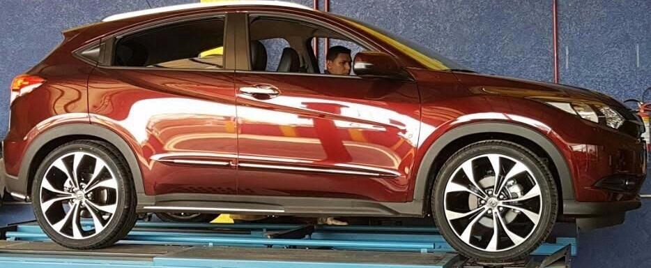 Jogo Roda Civic Exr Aro18 Nissan Tilda Versa Livina Kicks ...